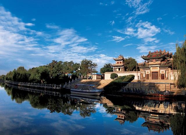 聊城那些事儿第二十四辑:京杭运河聊城段上的那些事儿(一)