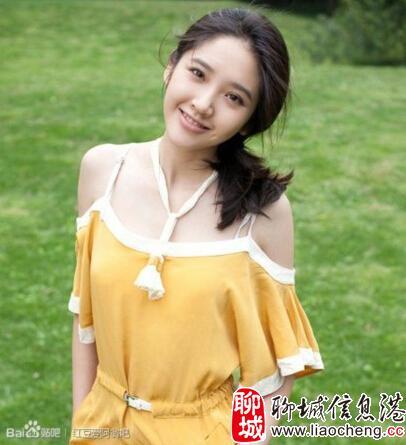 唐艺昕中国内地新生代女影星,因在《甄嬛传》中饰演祺贵人而被观众所