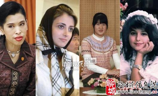 日本爱子公主迪拜萨拉玛公主真正公主长相大pk     萨拉玛生于