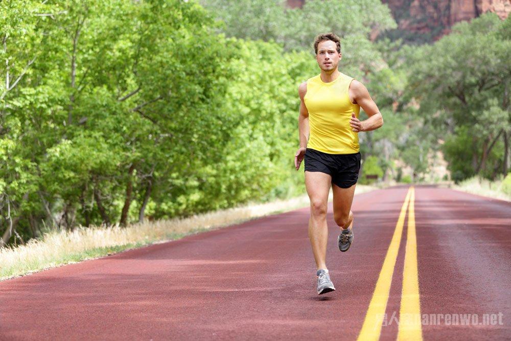 至关重要的正确跑步姿势